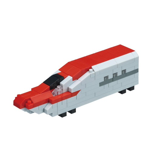 Kawada nGT-012 nanoblock nanoGauge E6 Shinkansen (Bullet train)