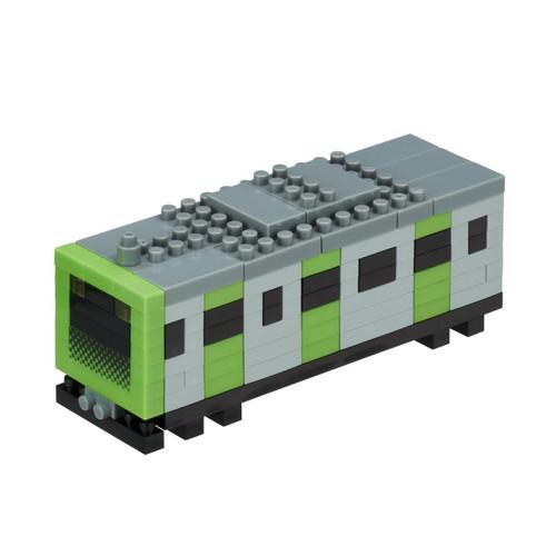 Kawada nGT-015 nanoblock nanoGauge E235 Yamanote Line