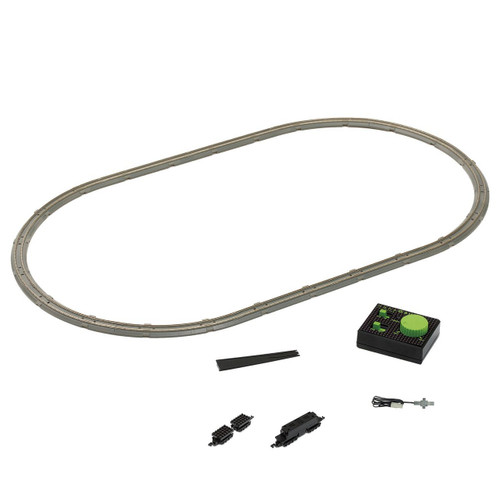 Kawada nGS-004 nanoblock nanoGauge Basic Rail Set
