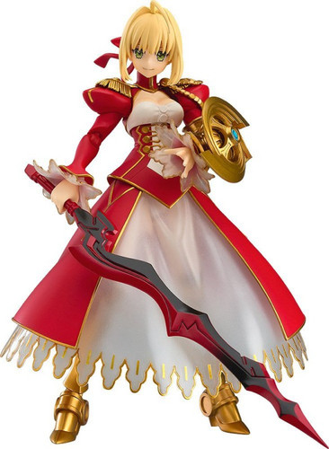 Max Factory figma 370 Nero Claudius (Fate/EXTELLA)