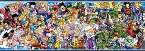 Ensky Jigsaw Puzzle 352-90 Dragon Ball Z DRAGONBALL Z CHRONICLES II (352 Pieces)