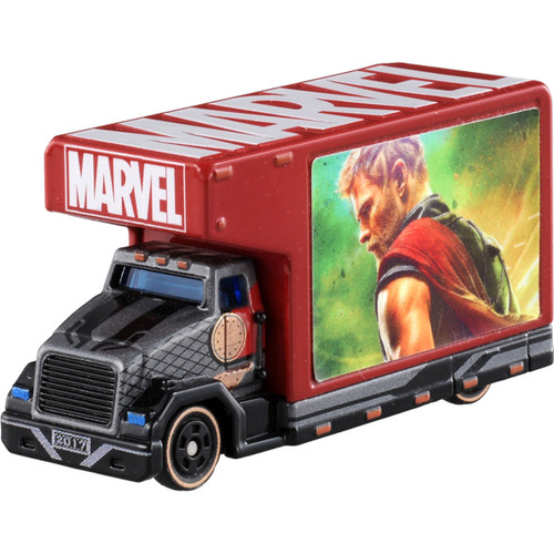 Takara Tomy Marvel Tune Tomica Mov.2 Ad Truck Mighty Thor Battle Royal