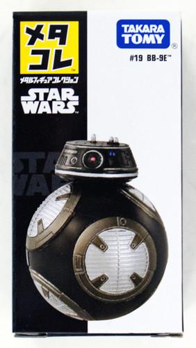 Takara Tomy Disney Star Wars Metakore Metal Figure #19 BB-9E 960089