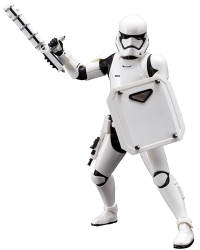 Kotobukiya SW124 ARTFX+ First Order Storm Trooper FN-2199 (Star Wars The Force Awakens)