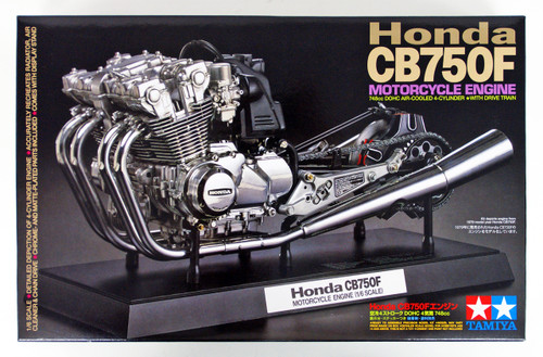 Tamiya 16024 Honda CB750F Motorcycle Engine 1/6 Scale kit