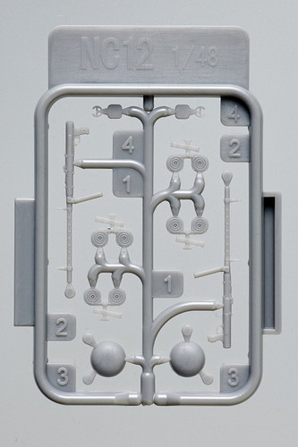 Fine Molds NC12 MG15 7.92mm MG (IJN Type1 / IJA Type 98) 1/48 scale kit
