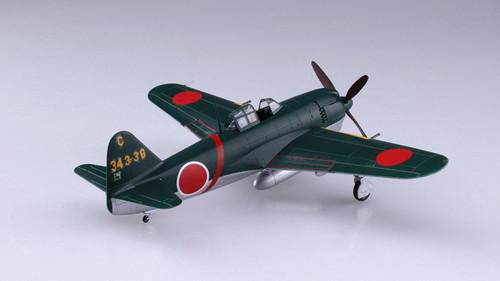 Aoshima 51917 Kawanishi N1K1-Ja Shiden Type 11 1/72 scale kit