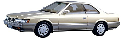 Aoshima 54826 The Model Car Nissan UF31 LEOPARD 3.0 Ultima '86 1/24