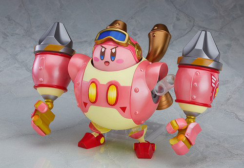 Good Smile Nendoroid More: Robobot Armor & Kirby (Kirby: Planet Robobot)