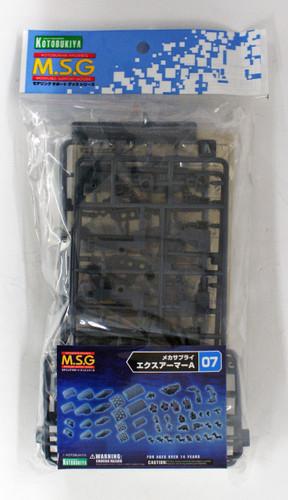 Kotobukiya MSG Modeling Support Goods MJ07 EX Armor A