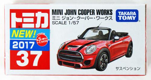 Takara Tomy Tomica 37 Mini John Cooper Works 879411
