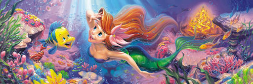 Tenyo Japan Jigsaw Puzzle D-950-567 Disney Little Mermaid (950 Pieces)