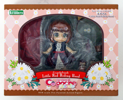 Kotobukiya ADE44 Cu-poche Friends Little Red Riding Hood Figure