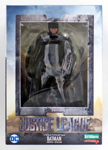 Kotobukiya SV211 ARTFX+ DC Universe Justice League Batman 1/10 Scale Figure