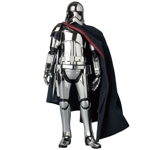 Medicom MAFEX 066 Captain Phasma Action Figure (The Last Jedi Ver.)