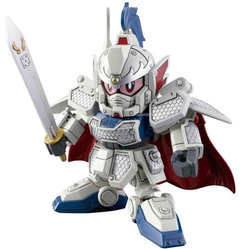 Bandai SD BB 406 Gundam Kouson Zan Ez-8 & Four Symbols Ogre Armor Chariot Plastic Model Kit