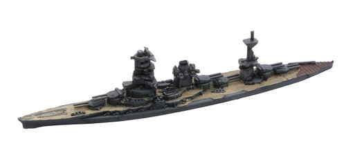Fujimi Gunkan 10 401447 IJN Combined Fleet Main Battleship 12 Set 1/3000 scale