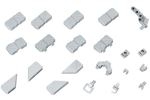 Kotobukiya MSG Modeling Support Goods MJ09 Mecha Supply EX Armor C