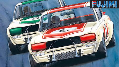 Fujimi HR8 Nissan Skyline GT-R KPGC10 1/24 Scale Kit