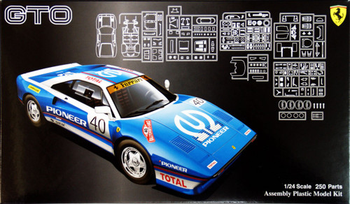 Fujimi EM-SPOT 082769 Ferrari 288GTO PiOneer 1/24 Scale Kit