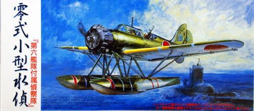 Fujimi C26 Type Zero Seaplane (E14Y) 1/72 Scale Kit