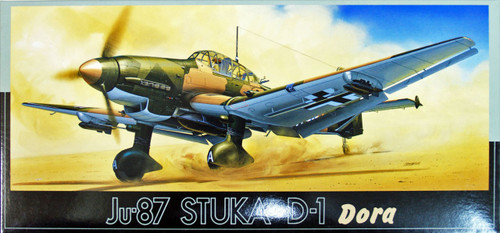 Fujimi F14 Ju-87 STUKA D-1 Dora 1/72 Scale Kit