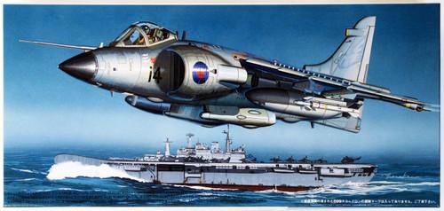 Fujimi F30 Bae Sea Harrier Falkland 1/72 Scale Kit