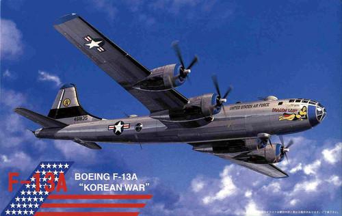 Fujimi No.09 Boeing F-13A Korean War 1/144 Scale Kit