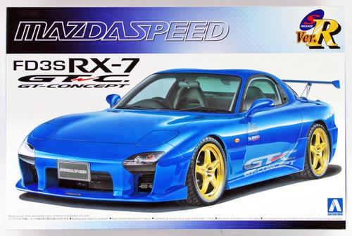 Aoshima 42175 Mazda RX-7 (FD3S) GT-Concept Mazdaspeed 1/24 scale kit