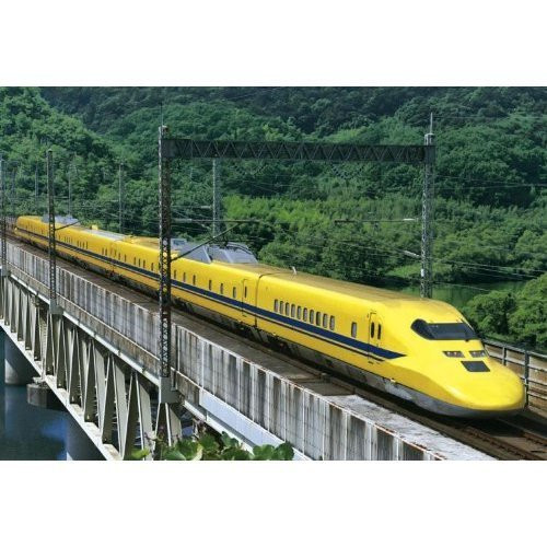 Epoch Jigsaw Puzzle 26-250 Shinkansen Series 923 Doctor Yellow (300 Pieces)