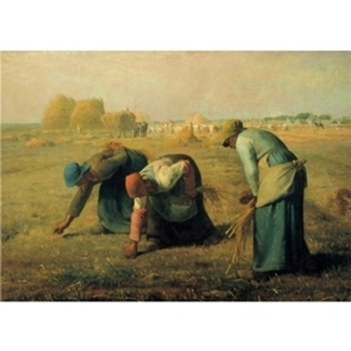 Epoch Jigsaw Puzzle 10-519 The Gleaners Jean-Francois Millet (1000 Pieces)
