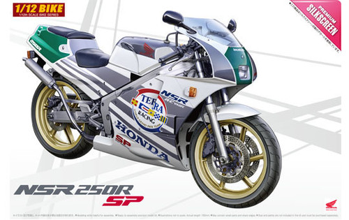 Aoshima Naked Bike 101 50057 Honda NSR250R SP 1989 1/12 Scale Kit