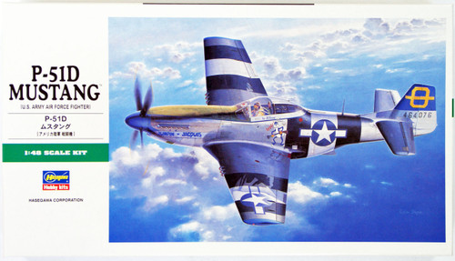 Hasegawa JT30 P-51D MUSTANG 1/48 Scale Kit