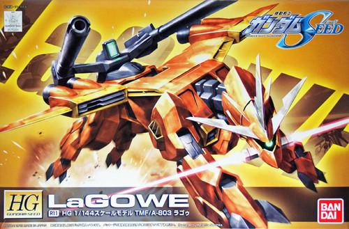 Bandai R11 TMF/A-803 LaGOWE 1/144 Scale Kit (HG Gundam Seed)