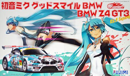 Fujimi 189833 BMW Z4 GT3 Hatsune Miku Good Smile 1/24 Scale Kit