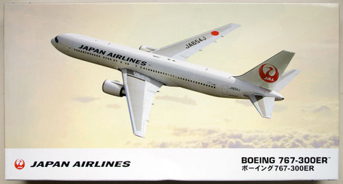 Hasegawa 13 JAL Japan Airlines Boeing 767-300ER 1/200 Scale Kit