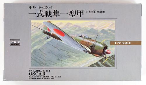 Arii 320013 Japanese Army Fighter Nakajima Ki-43-1 OSCAR 1/72 Scale Kit (Microace)