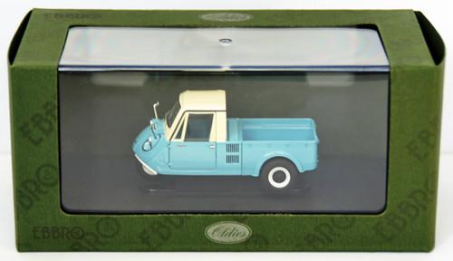 Ebbro 44008 Mazda K360 1962 (L.Blue) 1/43 Scale