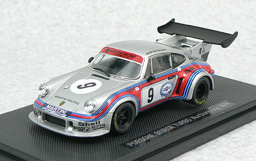 Ebbro 44035 PORSCHE 911 RSR TURBO Nurburgring #9 1/43 Scale