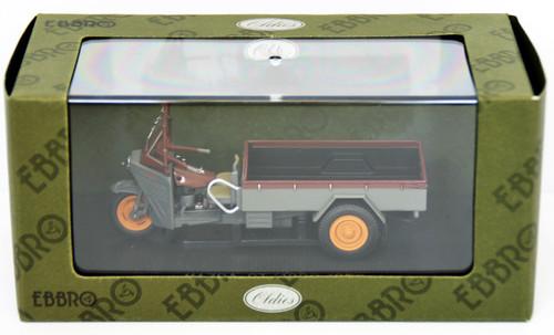 Ebbro 44109 Mazda Ct/1200 1950 (Gray/Brown) 1/43 Scale