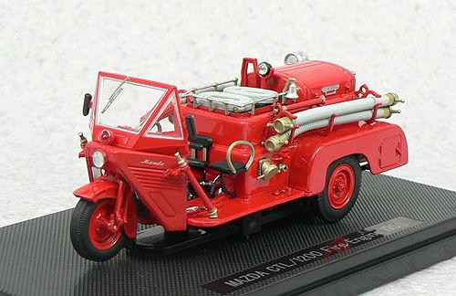 Ebbro 44111 MAZDA CTL/1200 FIRE ENGINE 1950 1/43 Scale