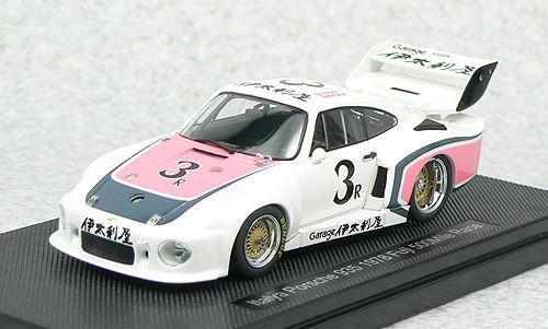 Ebbro 44154 ITALYA PORSCHE 935 1978 Fuji 500mile 1/43 Scale