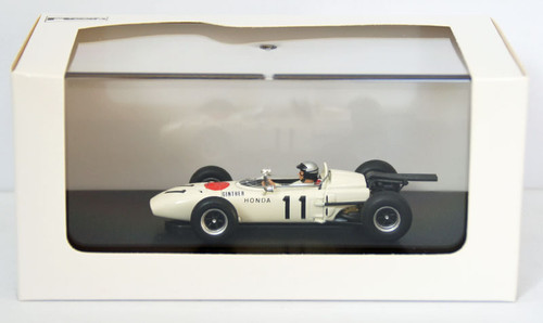 Ebbro 44260 Honda RA272 1965 Mexico GP No.11 1/43 Scale