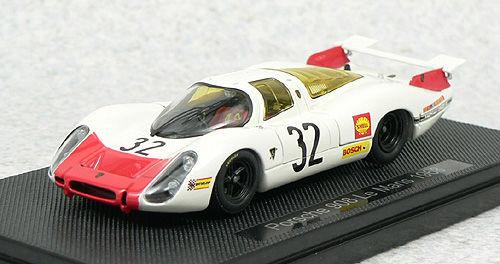 Ebbro 44289 PORSCHE 908 LE MANS 1968 No.32 Pink 1/43 Scale