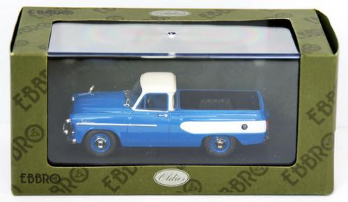 Ebbro 44343 Toyopet Masterline Pick Up 1959 (Blue) 1/43 Scale