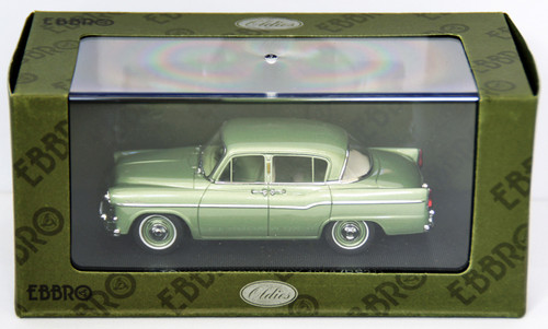 Ebbro 44352 Toyopet Crown Dx 1958 (RS21) (Green.M) 1/43 Scale