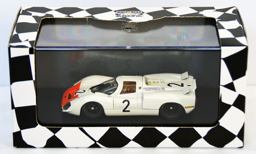 Ebbro 44590 Porsche 908 1968 Watkins Glen 1/43 Scale