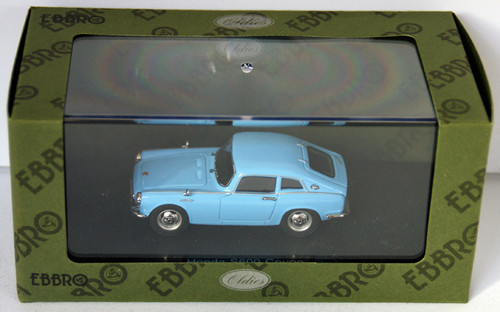 Ebbro 44625 Honda S600 Coupe (L.Blue) 1/43 Scale
