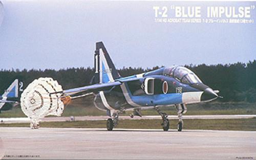 Arii 622018 Mitsubishi T-2 Blue Impulse (3 planes) 1/144 Scale Kit (Microace)