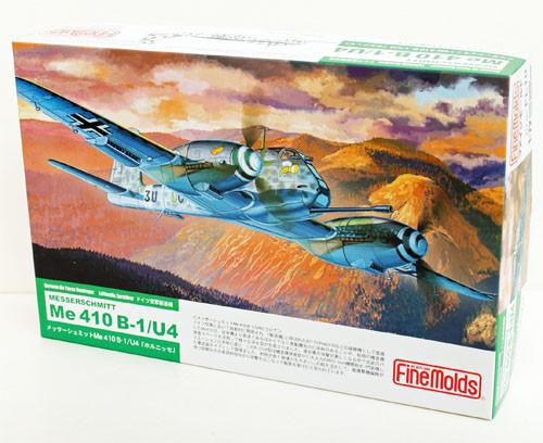 Fine Molds FL10 German Messerschmitt Me 410 B-1/U4 1/72 Scale Kit